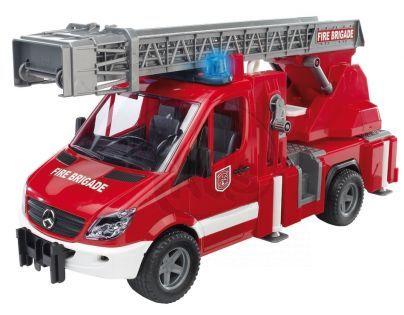 BRUDER 02532 - BRUDER MB Sprinter hasič