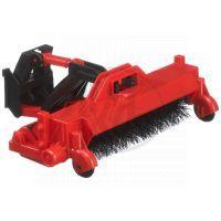 BRUDER 02577 - Zametací stroj pro MB Unimog a traktory
