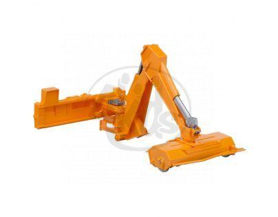 BRUDER 02584 - Žací rameno pro MB Unimog a traktory