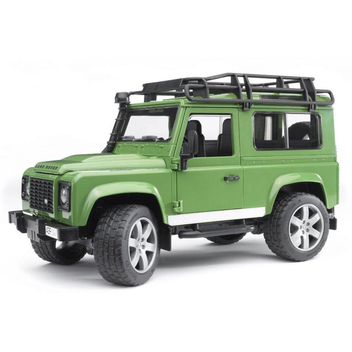 BRUDER 02590 - Land Rover