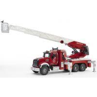 BRUDER 02821 - Mack Granit požární žebřík