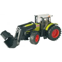 Bruder 03011 Traktor Claas čelním nakladačem - Poškozený obal