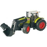 Bruder 3011 Traktor Claas Atles 936 RZ s čelním nakladačem