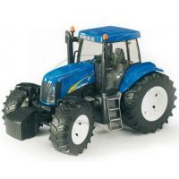 BRUDER 03020 - Traktor New Holland TG285