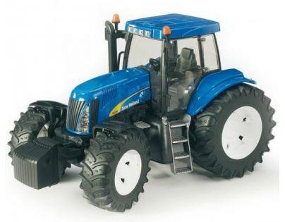 BRUDER 03020 - Traktor New Holland TG285