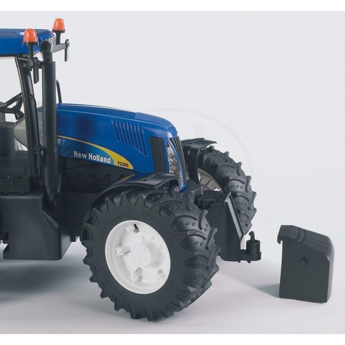 Bruder traktor new holland tg kids