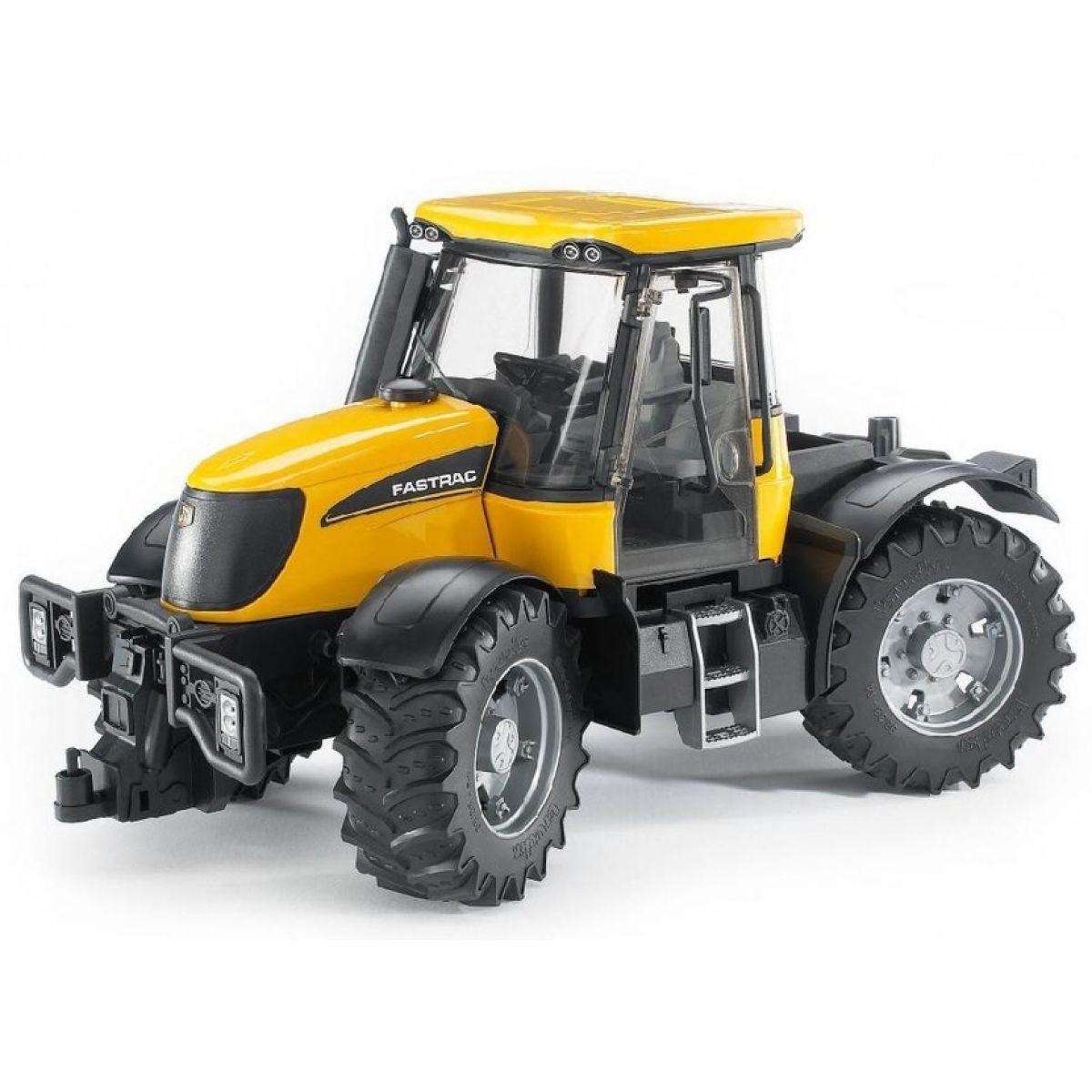 Bruder 03030 Traktor JSB Fastrac 3220