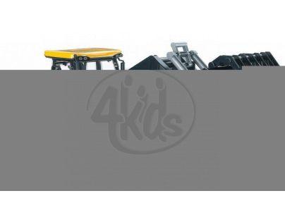 BRUDER 03031 - Traktor JCB FASTRAC 3220 + čelní nakladač
