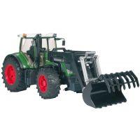 Bruder 03041 Traktor Fendt 936 Vario a čelní nakladač