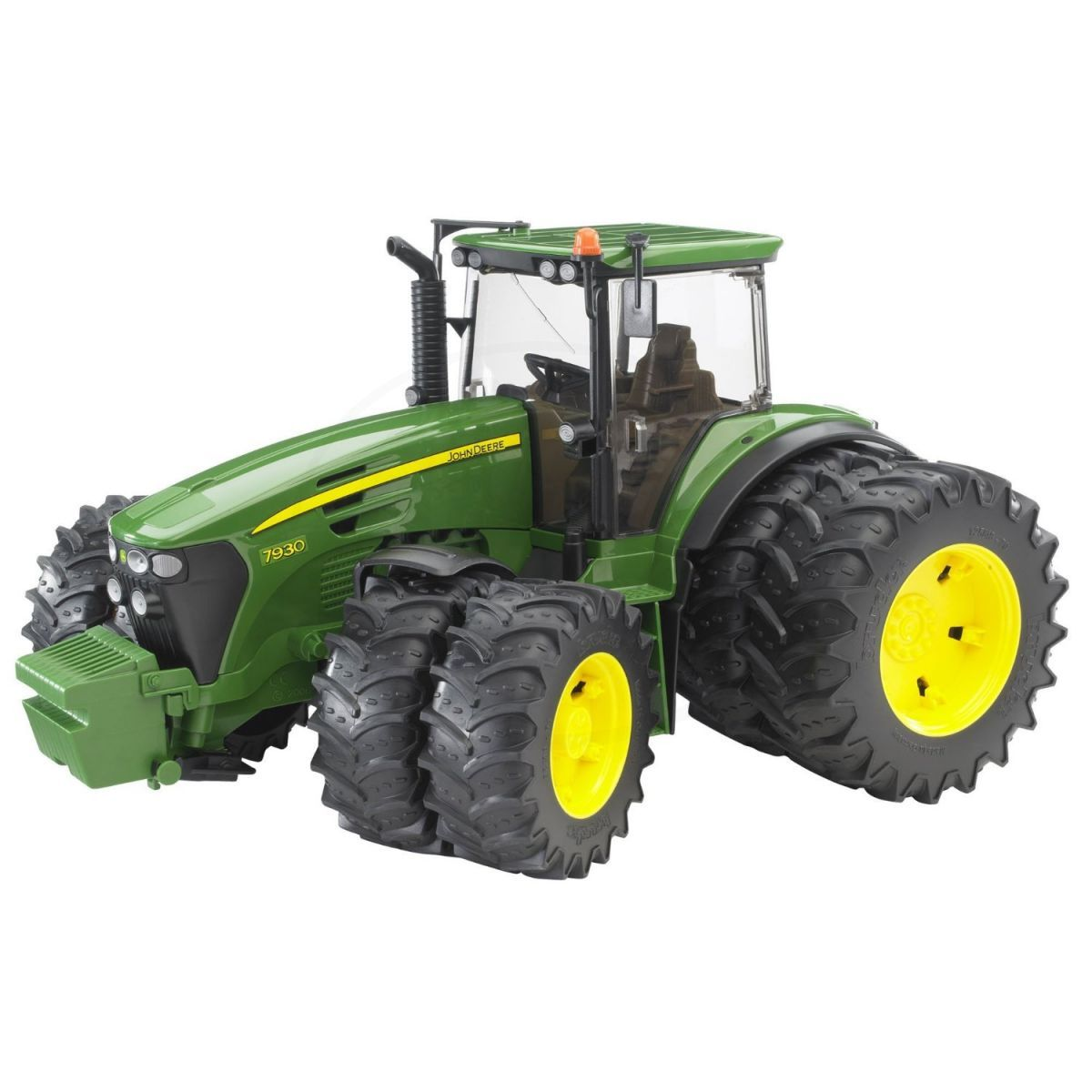 bruder 3052 traktor john deere 7930 s dvojit mi koly 4kids. Black Bedroom Furniture Sets. Home Design Ideas