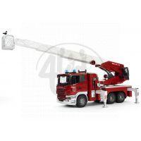 BRUDER 03590 - SCANIA požární žebřík