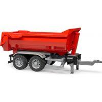 Bruder 03923 Přívěs sklápěcí pro nákladní auta - Poškozený obal