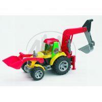 Roadmax 20105 - Traktor - nakladač - bagr