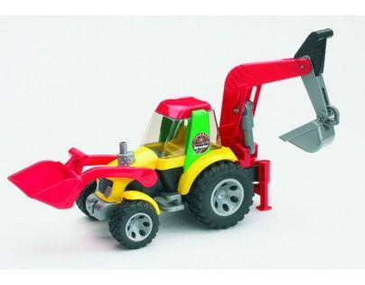 Bruder Roadmax 20105 Traktor Nakladač bagr