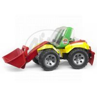 Bruder 20106 Traktor - čelní nakladač