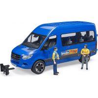 Bruder 2670 MB Sprinter přeprava osob s řidičem a spolujezdcem