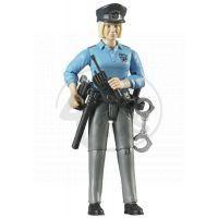 Bruder 60430 Figurka Policistka s příslušenstvím