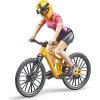 Bruder 63111 Horský bicykel s cyklistky