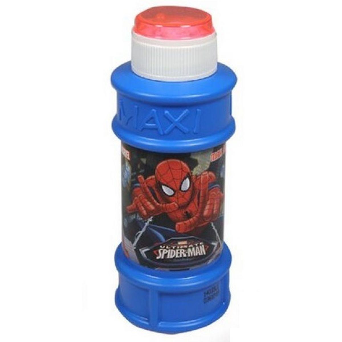 Bublifuk Spiderman 175 ml - Poškozený obal