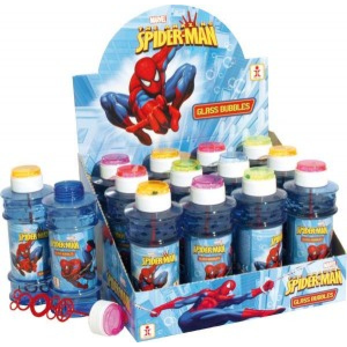 Bublifuk Spiderman 300 ml