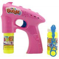 Bublifuková pistole s náplní růžová