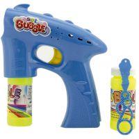 Bublifuková pistole s náplní modrá