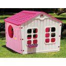 Buddy Toys Domeček Village růžový 3