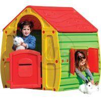 Buddy Toys Domeček Magical červený