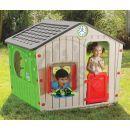 Buddy Toys Domeček Village šedý 2