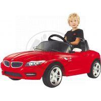 Buddy Toys Elektrické auto BMW Z4 červená