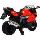 Buddy Toys Elektrická Motorka BMW K1300 S Červená 2