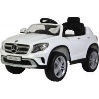 Buddy Toys Elektrické auto  Mercedes GLA bílá