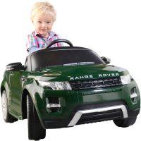 Buddy Toys Elektrické auto Range Rover zelené 2