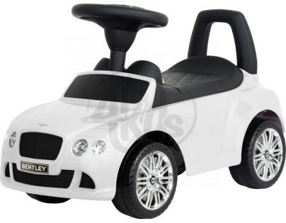 Buddy Toys Odstrkovadlo Bentley GT bílé