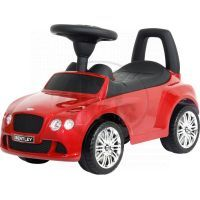 Buddy Toys Odstrkovadlo Bentley GT červené