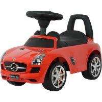 Buddy Toys Odstrkovadlo Mercedes Benz SLS červené