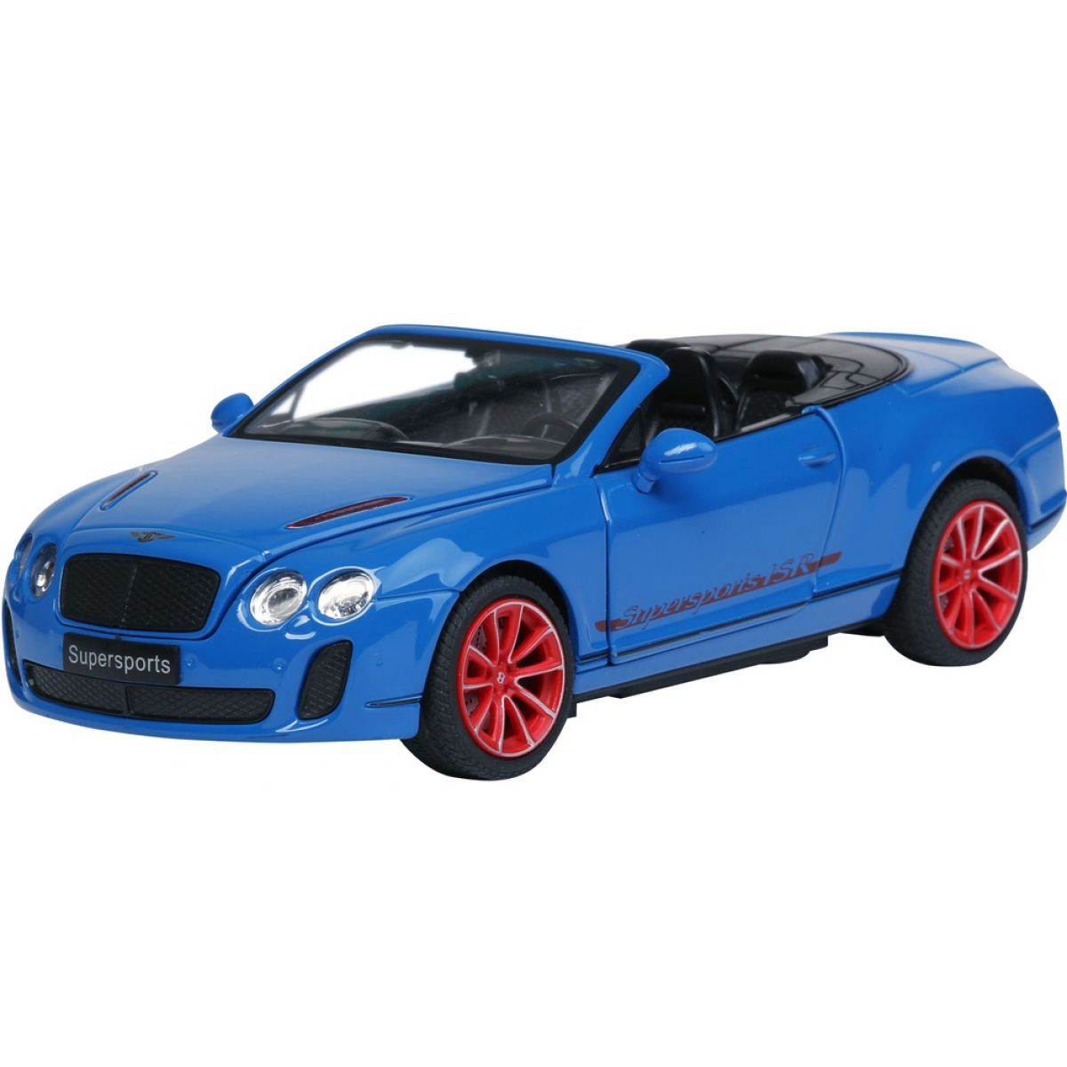 Buddy Toys RC Auto Bentley GT modrá