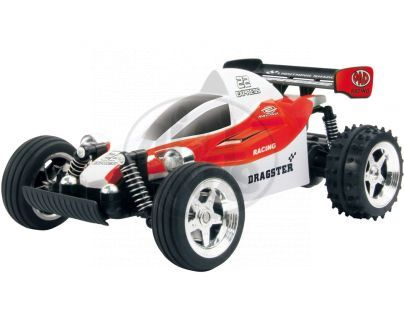 Buddy toys RC Auto Buggy Red 1:20