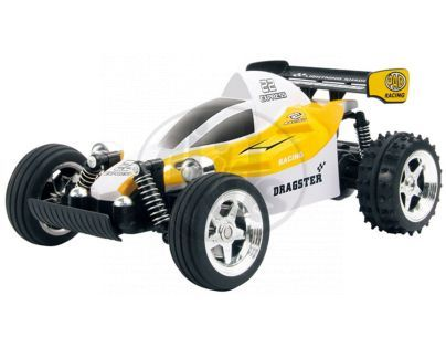 Buddy toys RC Auto Buggy Yellow 1:20