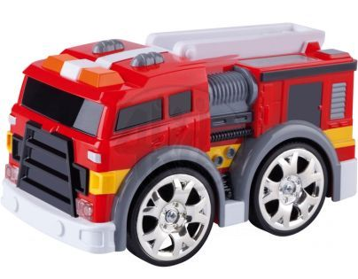 Buddy toys RC Auto Hasiči s žebříkem