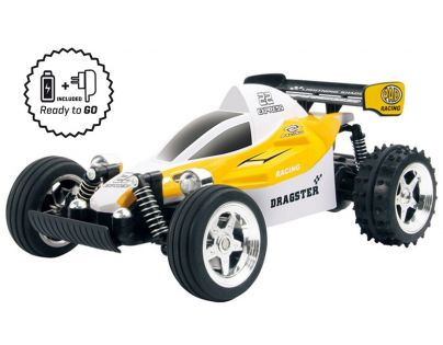 Buddy Toys RC Buggy RtG Yellow - II.jakost