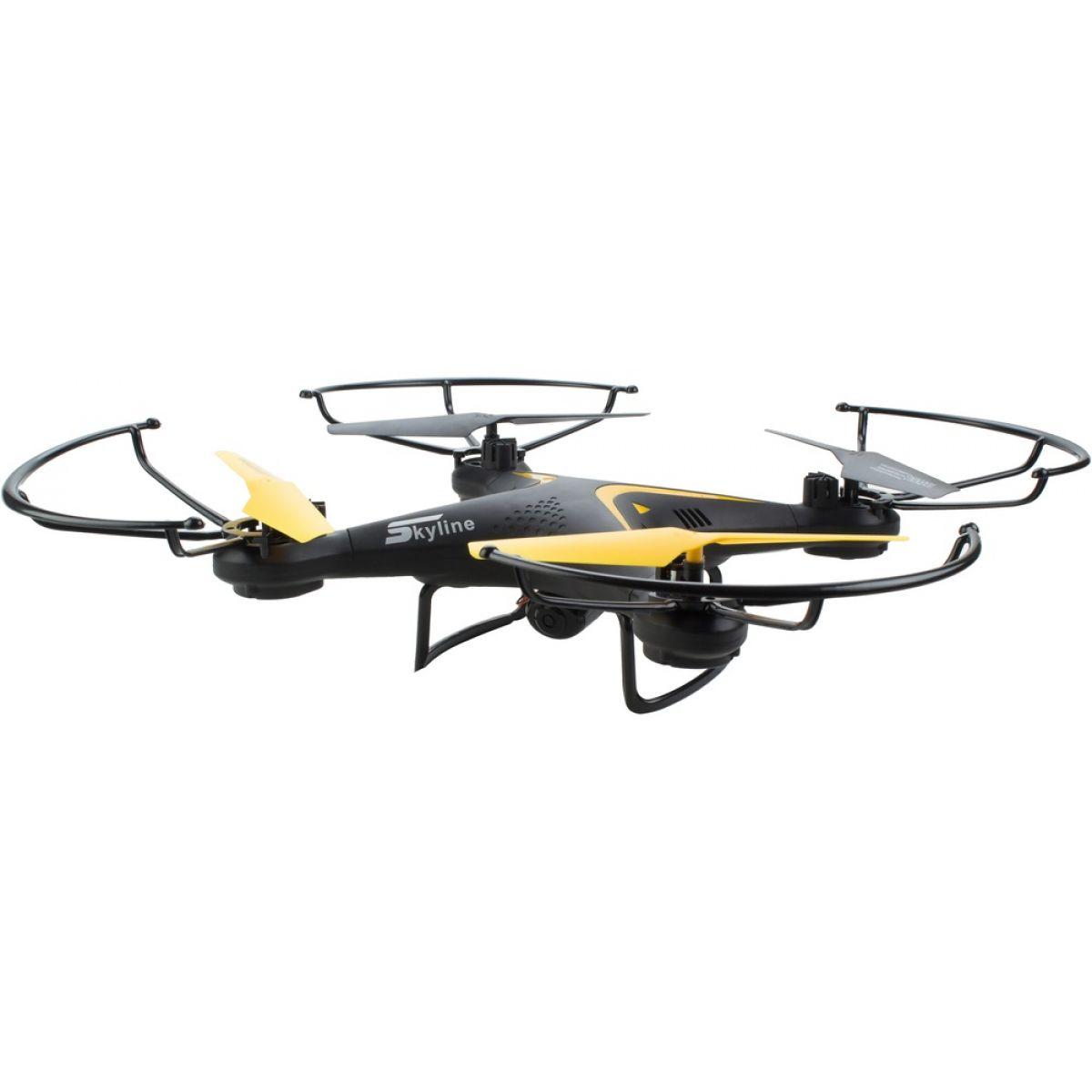 Buddy Toys RC Kvadroptéra Dron 40C černá