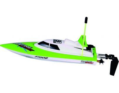Buddy Toys RC Loď 280 zelená II.jakost