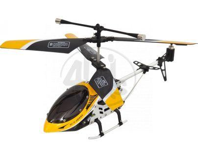 Buddy toys RC Vrtulník FALCON 19 cm Žlutý