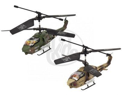 Buddy toys RC Vrtulníky Fight Mission 2ks