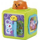 Buddy Toys Tři kostky zvířátka 4