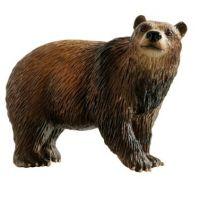 Bullyland 2069397 Hnědý medvěd