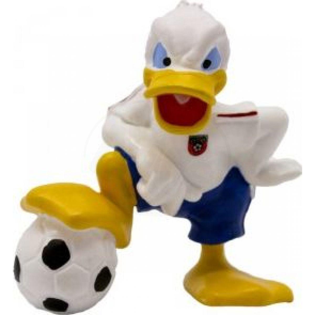 Bullyland Disney Donald s míčem