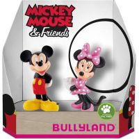 Bullyland Disney Mickey a Minnie set 2 ks