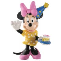 Bullyland 15339 Disney Minnie gratulant